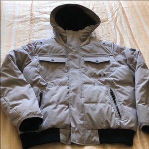 Guess men's puffer coat